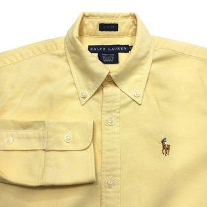 Ralph Lauren Slim Fit Button Down Shirt